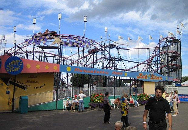 Parques de diversiones para toda la familia - Knoebels (Elysburg, Pa.)