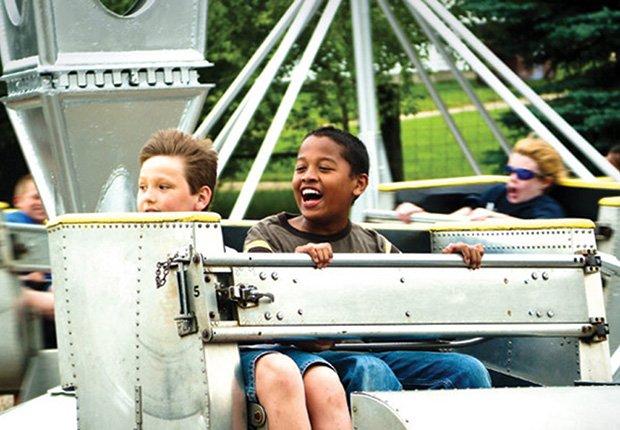 Parques de diversiones para toda la familia - Little Amerricka (Marshall, Wis.)