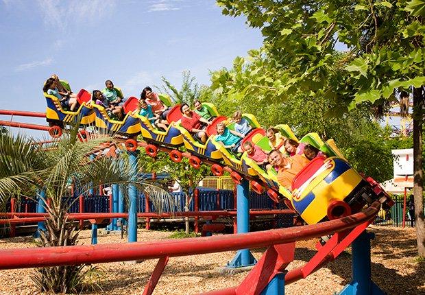 Parques de diversiones para toda la familia - Wild Adventures (Valdosta, Ga.)
