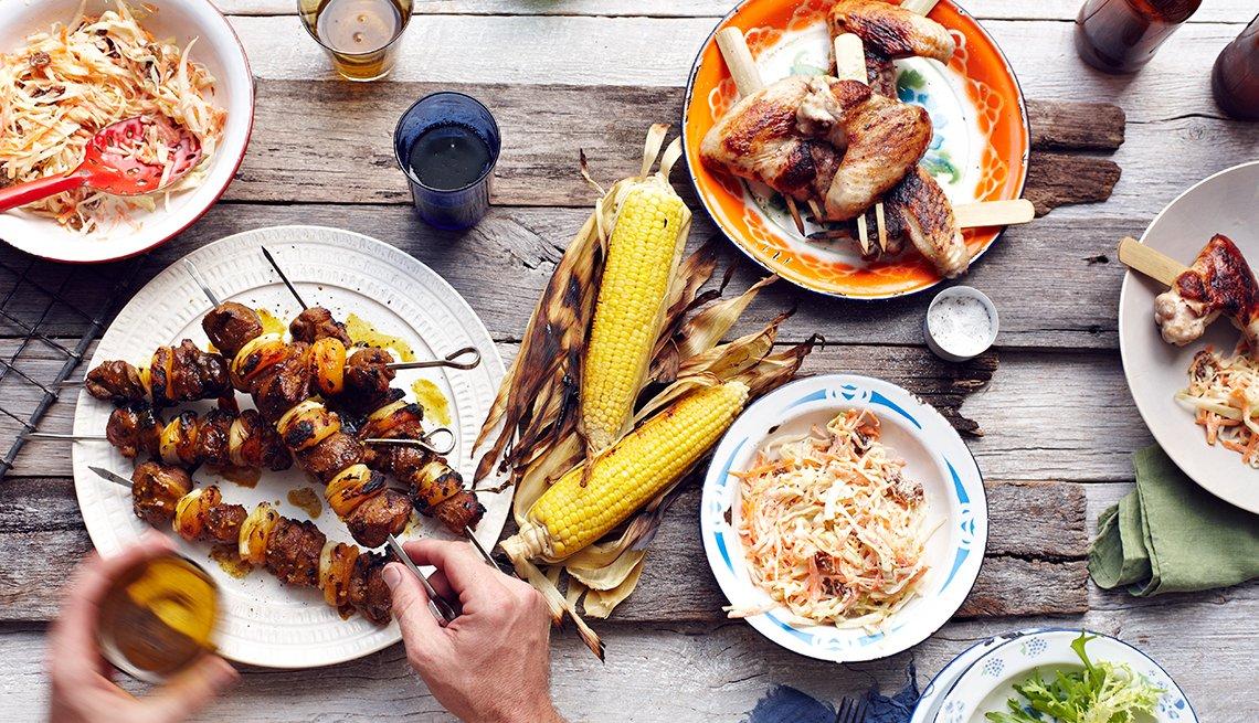 Mejores ciudades para la gastronomía - Cordero y pollo
