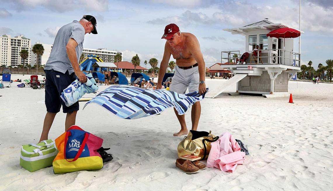 Playas atractivas en el mundo - Clearwater beach Florida