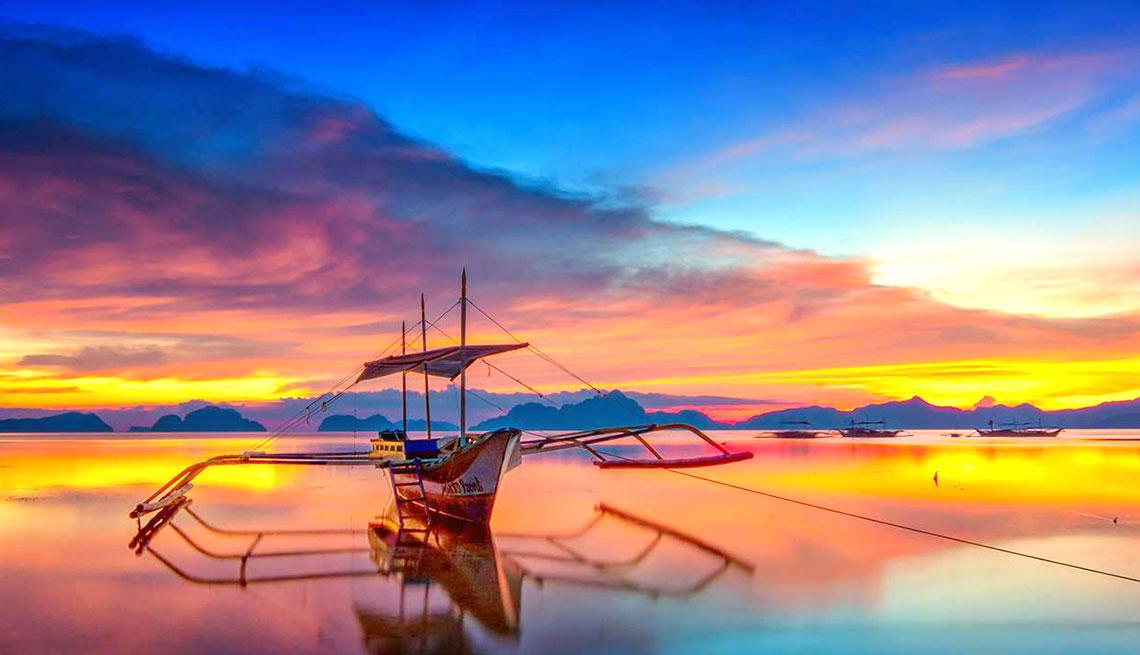 Playas atractivas en el mundo - El Nido, Filipinas