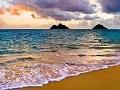 Playas atractivas en el mundo - Lanikai Beach Hawaii