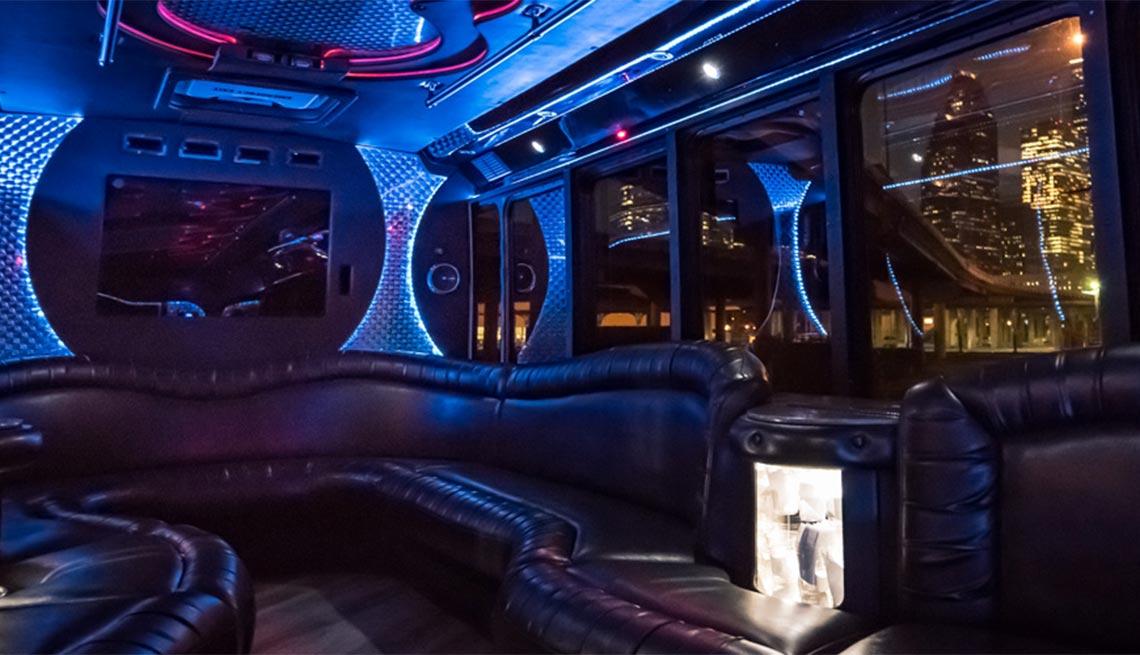 Viajaes para quinceañeras - Sam's Limousine