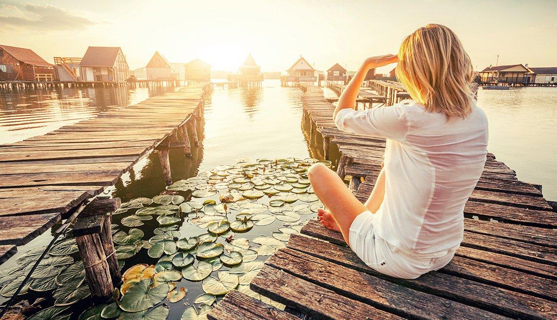 Cómo viajar solo sin gastar un dineral