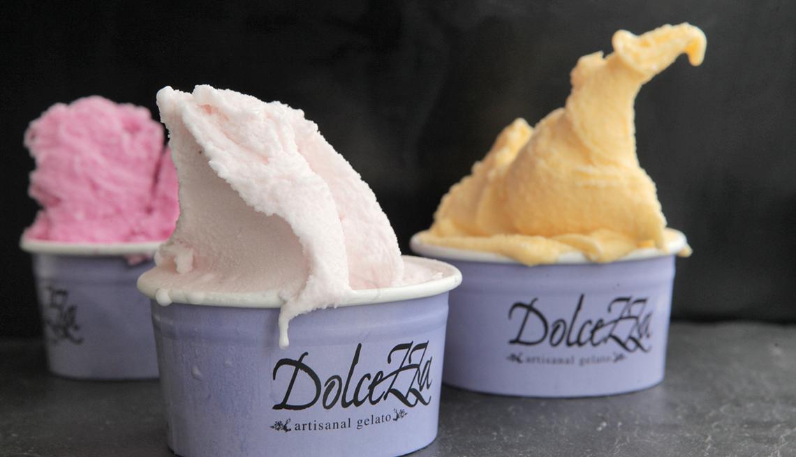 Mejores heladerías de Estados Unidos