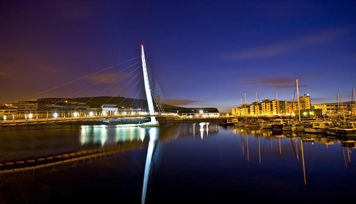 Swansea, Gales