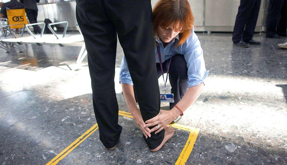 TSA Pat Downs