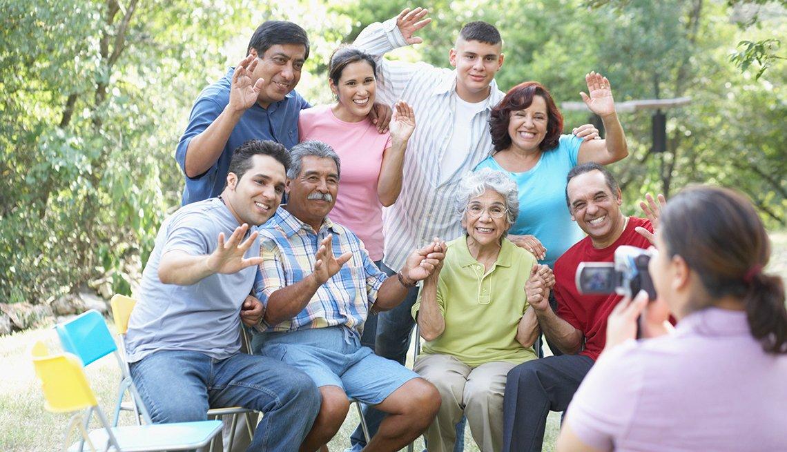 Cómo hacer una reunión familiar