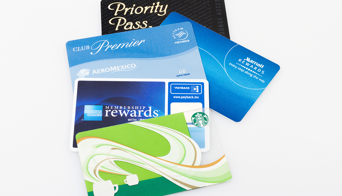 Colorful Reward Cards, Tips for Stretching Your Hotel Dollars