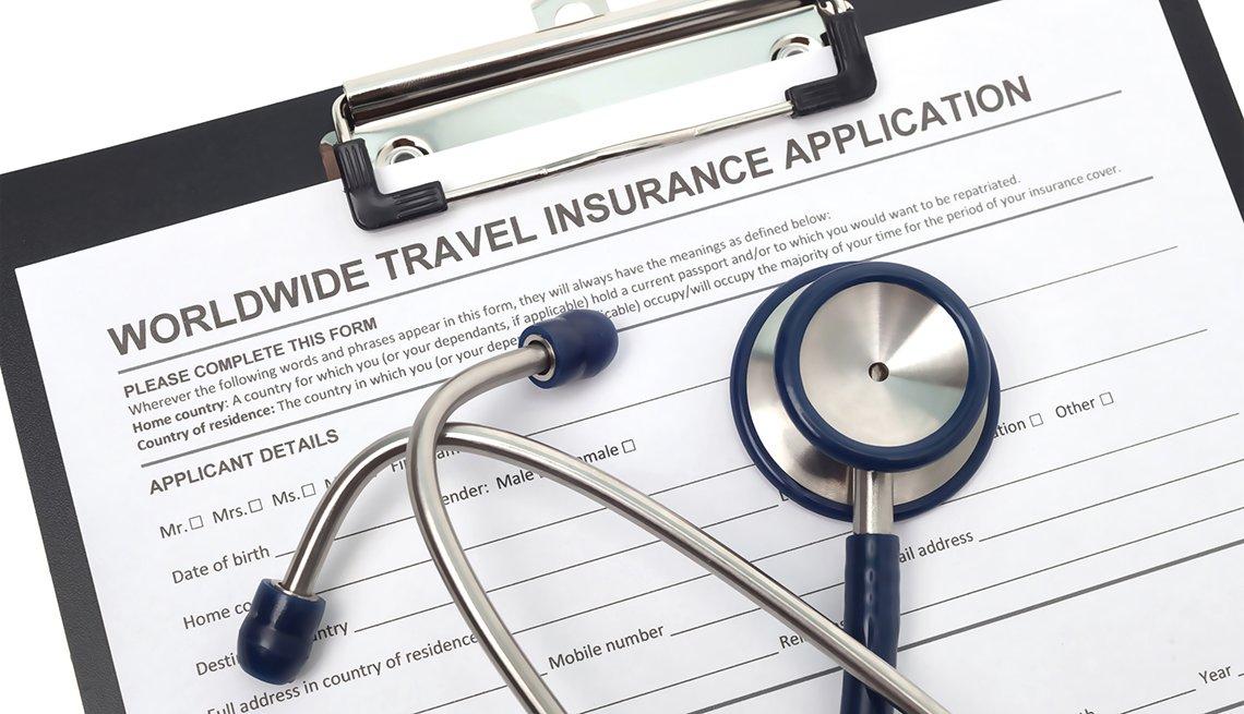 Aplicación de seguro para viaje - Deberías comprar un seguro de viajes