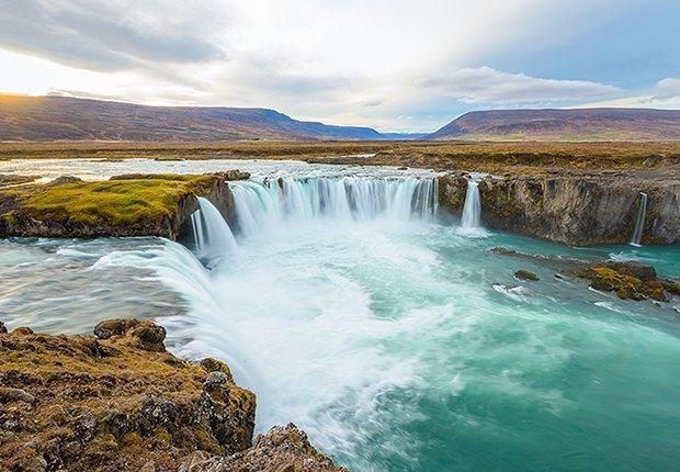 Islandia muestra sus maravillas naturales