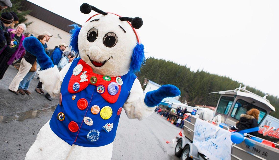 Cordova Iceworm Festival in Alaska, Great Winter Festivals, Travel