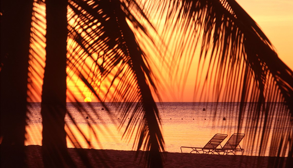 Sunset In Aruba, Second Honeymoon Destinations