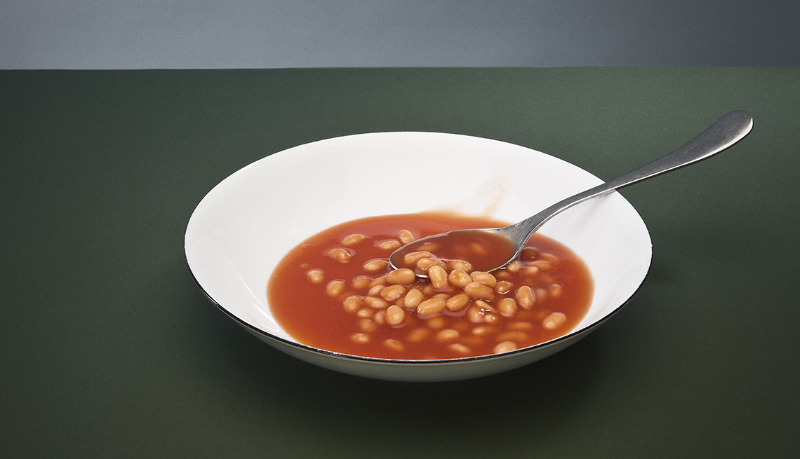 A Bowl Of Beans, Foods To Avoid Before Flying