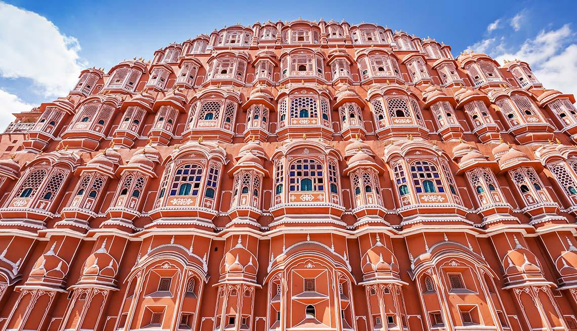 item 8 of Gallery image - The Hawa Mahal Palace In Jaipur India, Fall Vacations