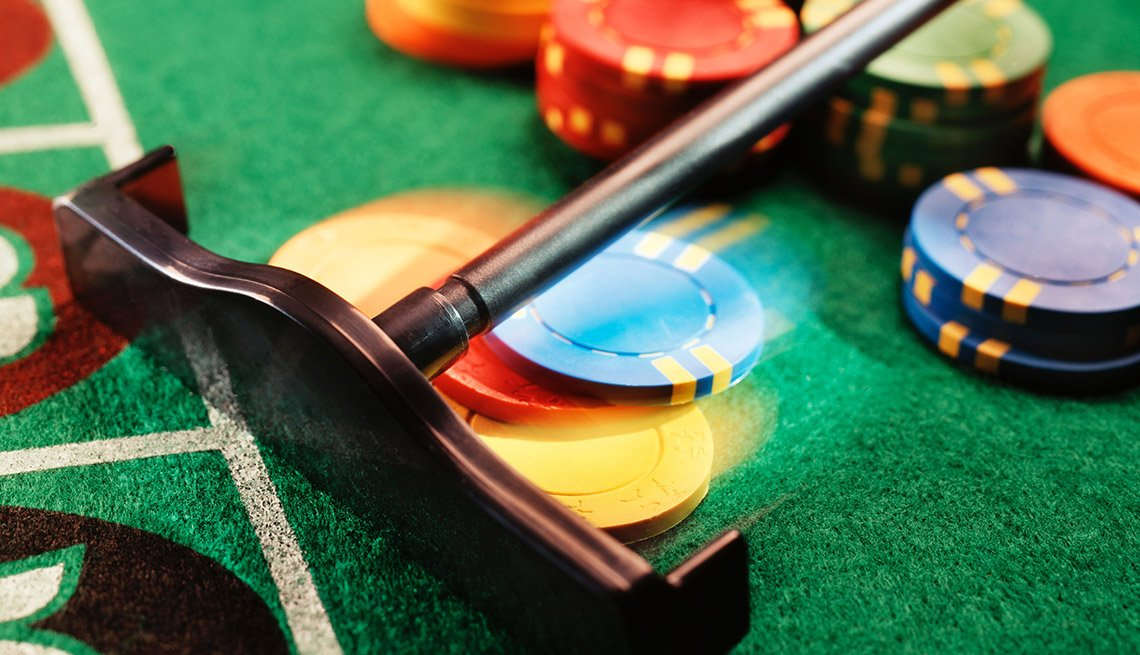 Roulette Chips On Table, Gambling Trip Tips