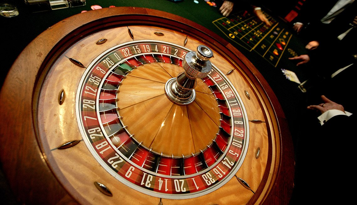 Roulette Wheel At Casino, Gambling Trip Tips