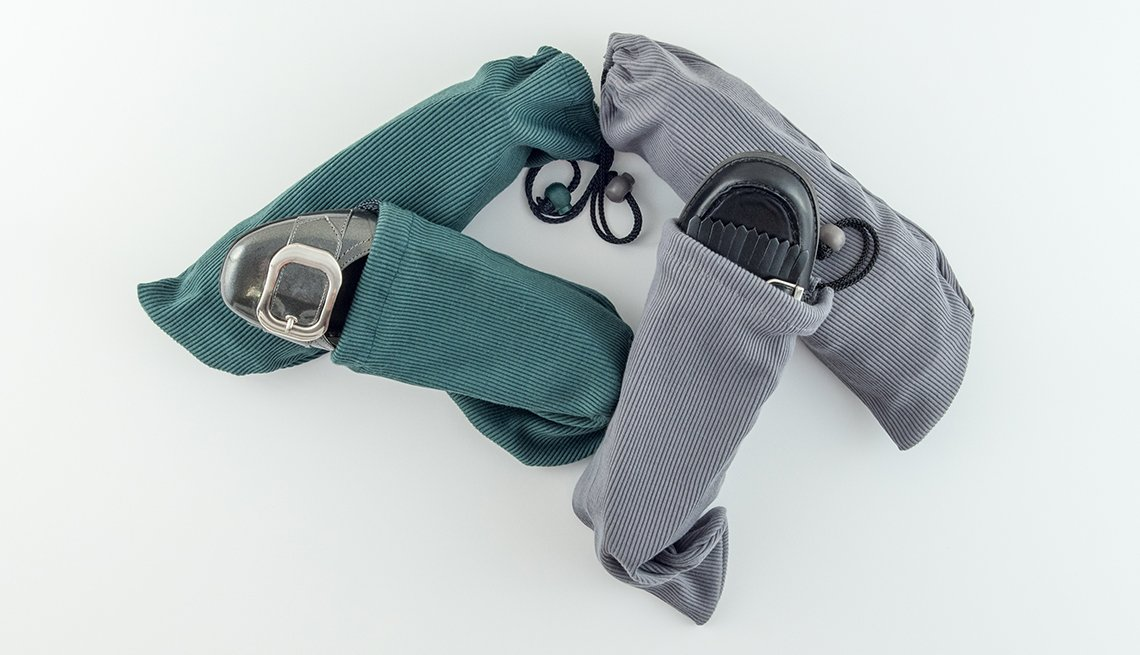 Travel Shoe Bags With Shoes, Gifts For Travelers