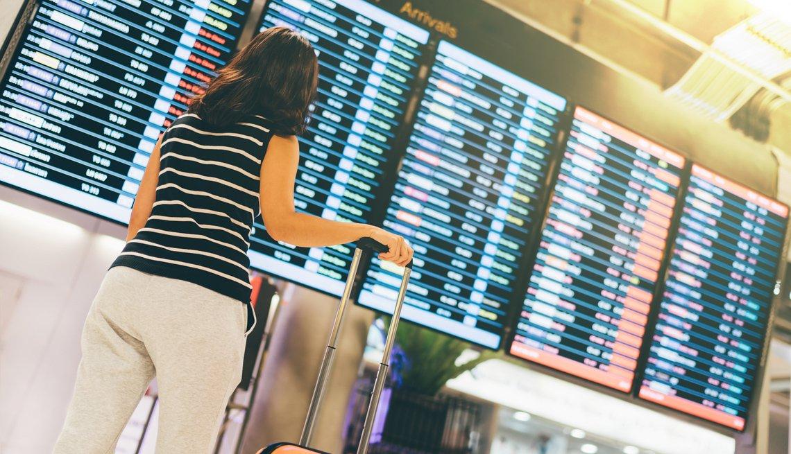 Información de vuelos