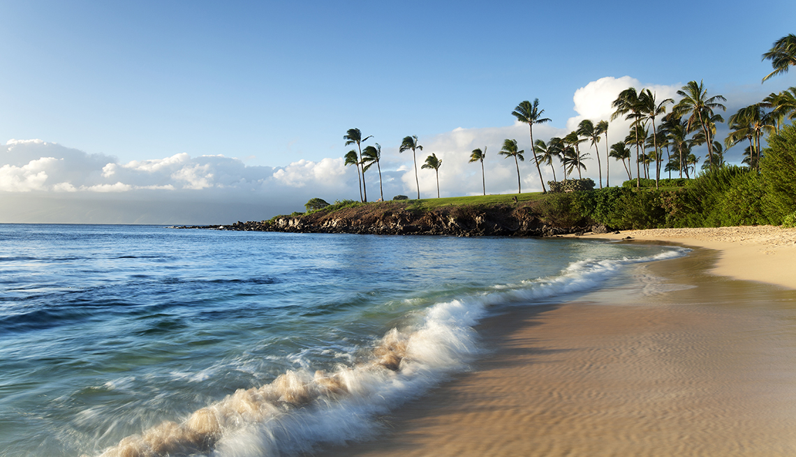 item 7 of Gallery image - Maui beach shoreline
