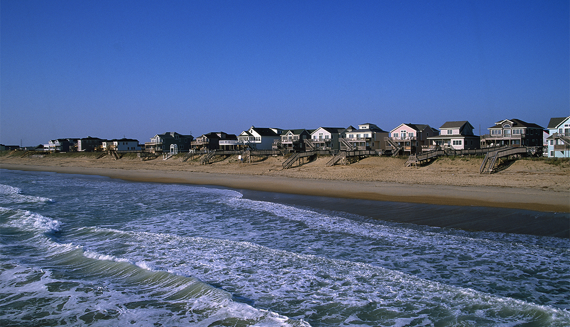 Outer Banks beach houses