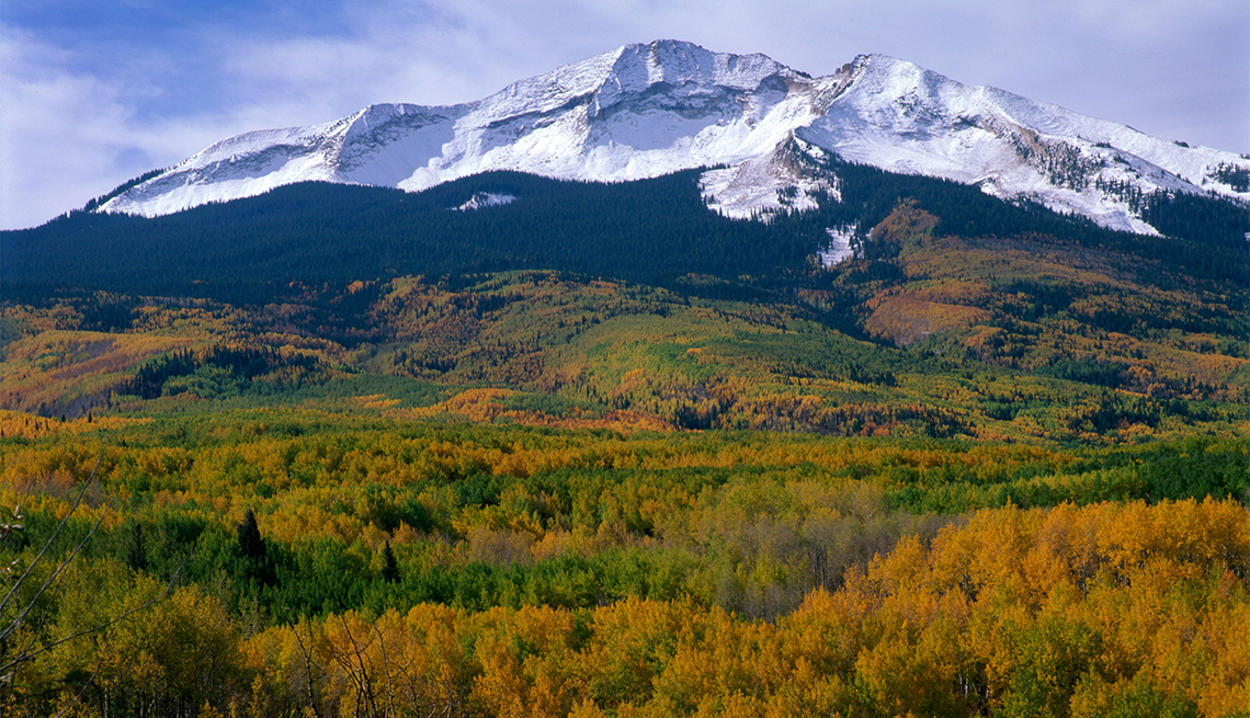 item 6 of Gallery image - Mount Sopris View from Highway 133 near Carbondale, Colorado