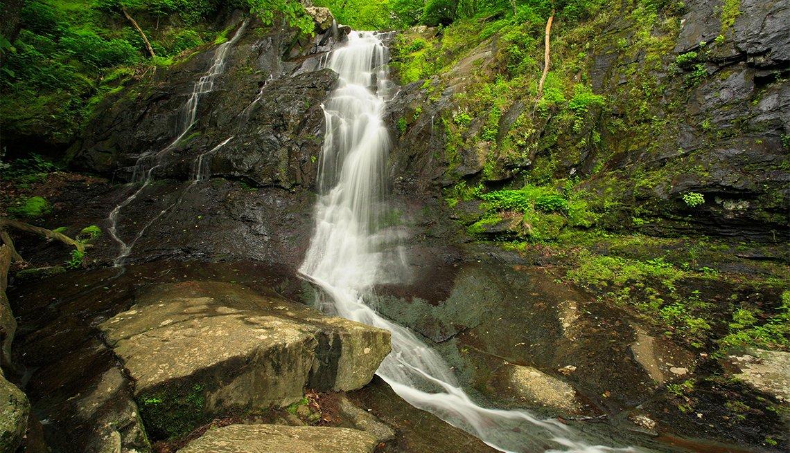 item 4 of Gallery image - Caída de agua Jones Run Waterfall