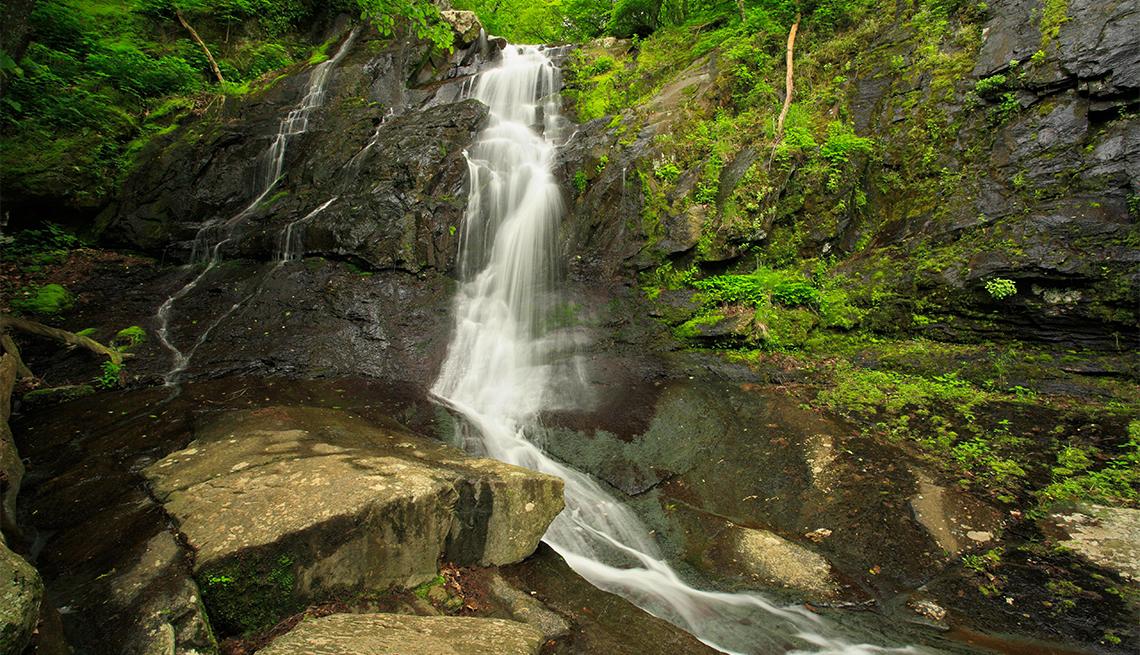 item 4 of Gallery image - Jones Run Waterfall, Shenandoah National Park, Virginia