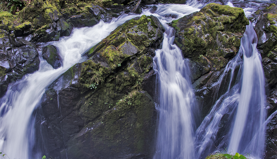 item 5 of Gallery image - Sol Duc Falls