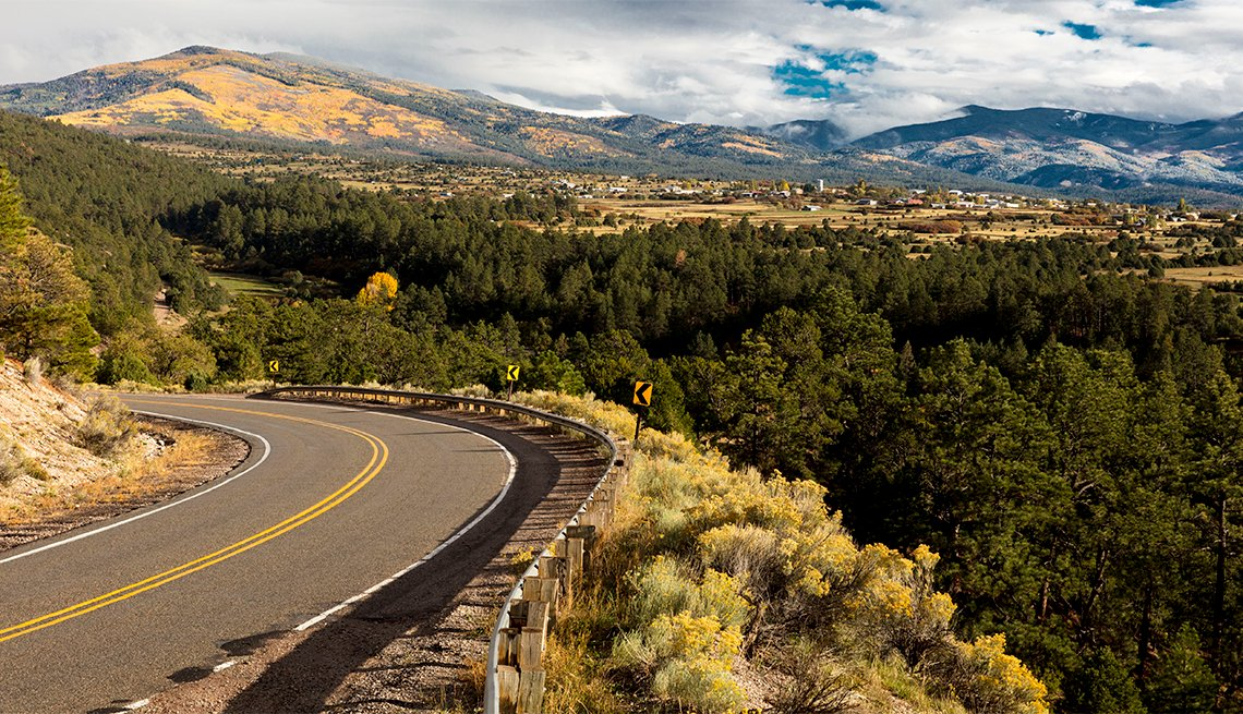 National Scenic Byway in New Mexico
