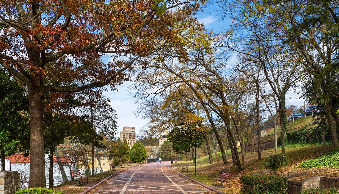 item 5 of Gallery image - The Grand Promenade in downtown Hot Springs, Arkansas