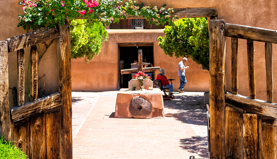item 6 of Gallery image - santuario de chimayó a roman catholic church