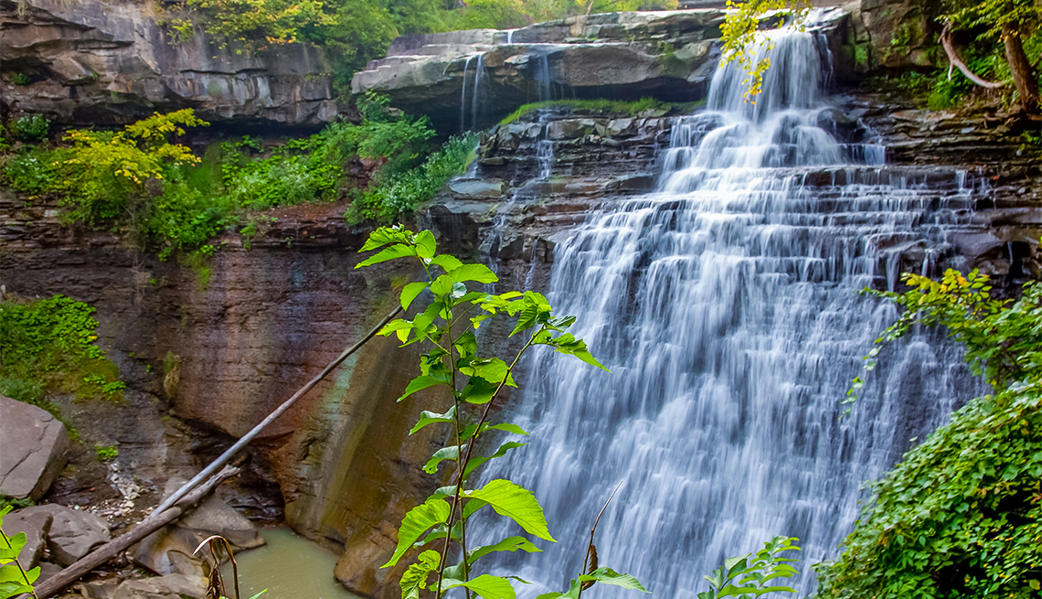 item 3 of Gallery image - Brandywine Falls in Cuyahoga Valley National Park