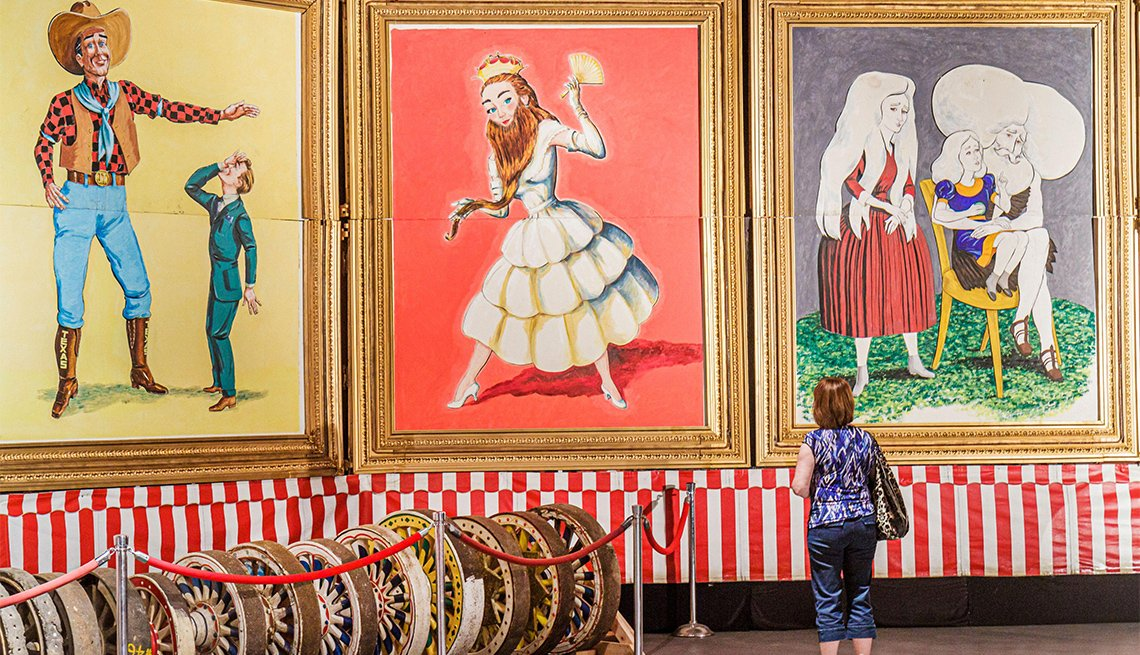 Obras de arte en el John and & Mable Ringling Museum of Art