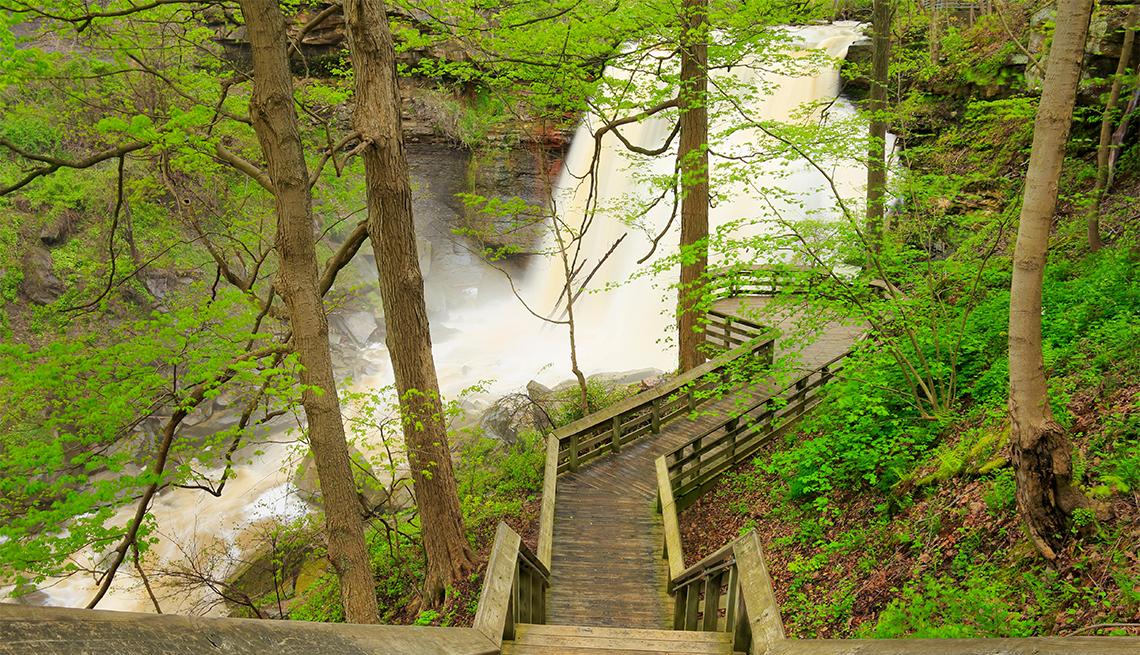 item 4 of Gallery image - Brandywine Falls