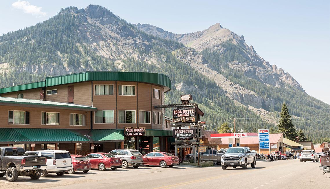 Cooke City, Montana