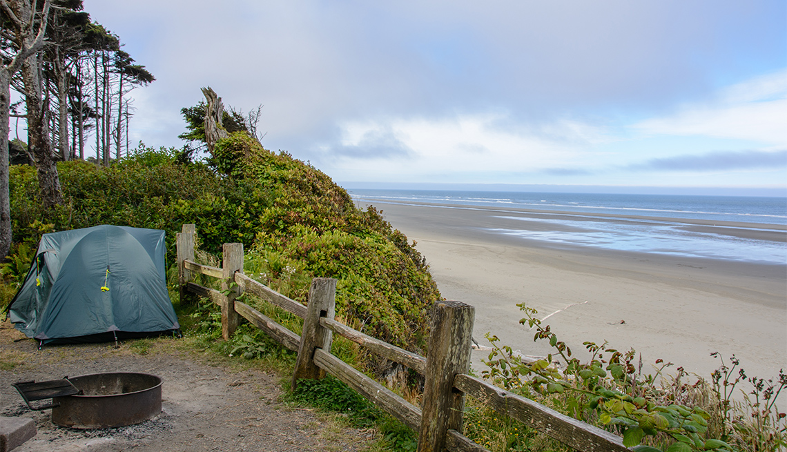 item 7 of Gallery image - Camping on Kalaloch Campground