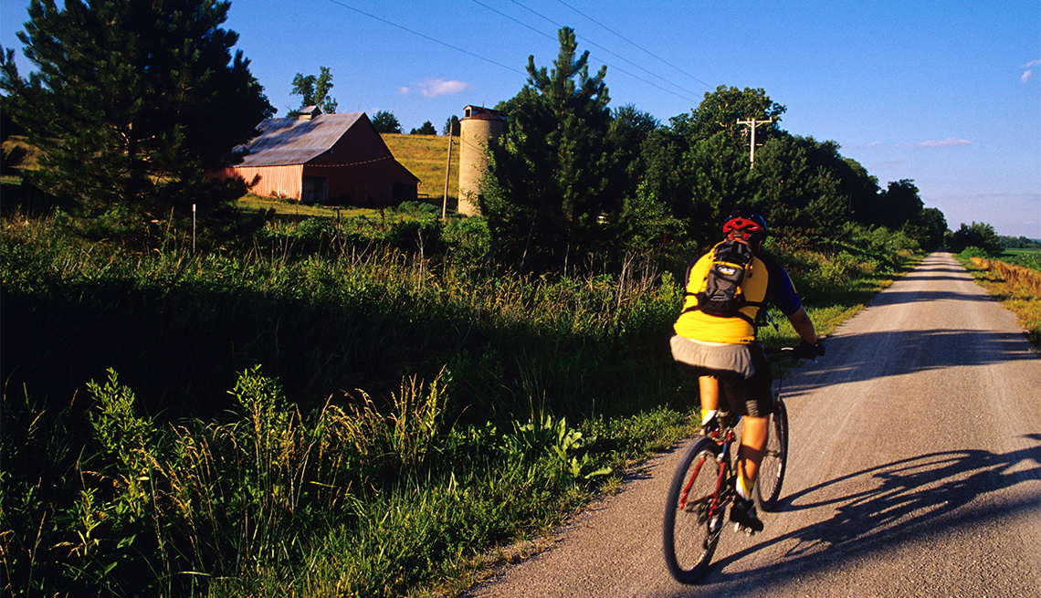 item 4 of Gallery image - Biking the Katy Trail State Park