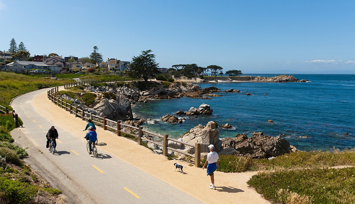 Sendero Monterey Bay Coastal Trail