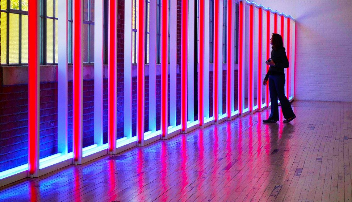 Dia Beacon museum en Nueva York