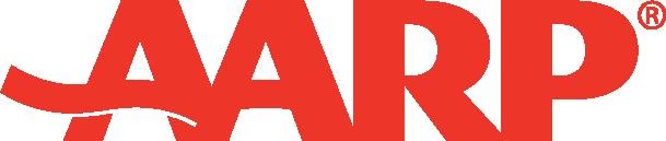 Red AARP Logo