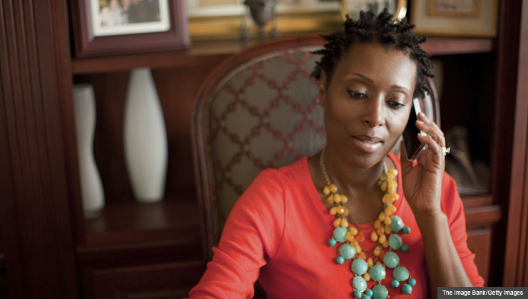 African American woman, start a small business from scratch