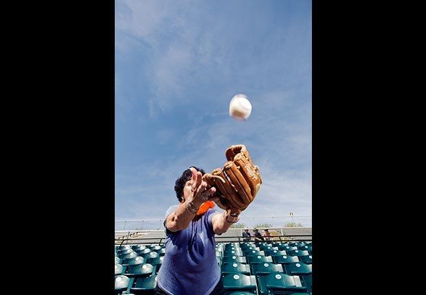 Baseball (Andy Anderson)