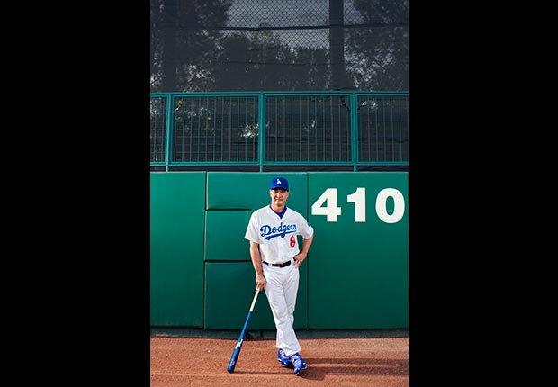 Don Mattingly, gerente de los LA Dodgers  - Gerentes veteranos de béisbol.