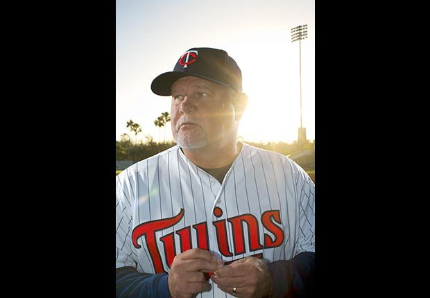 Minnesota Twins manager Ron Gardenhire.