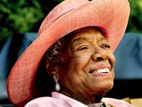 Author, philanthropist, teacher, and poet Dr. Maya Angelou reflects on her life and wisdom.
