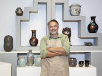 Second career recareering opportunities work fun fulfilling flexible nancy collamer pottery gallery crafts art ceramics