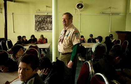 Keith Blackey, trabajadores de edad avanzada en Afganistán