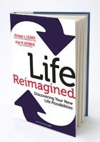 Life Reimagined book cover